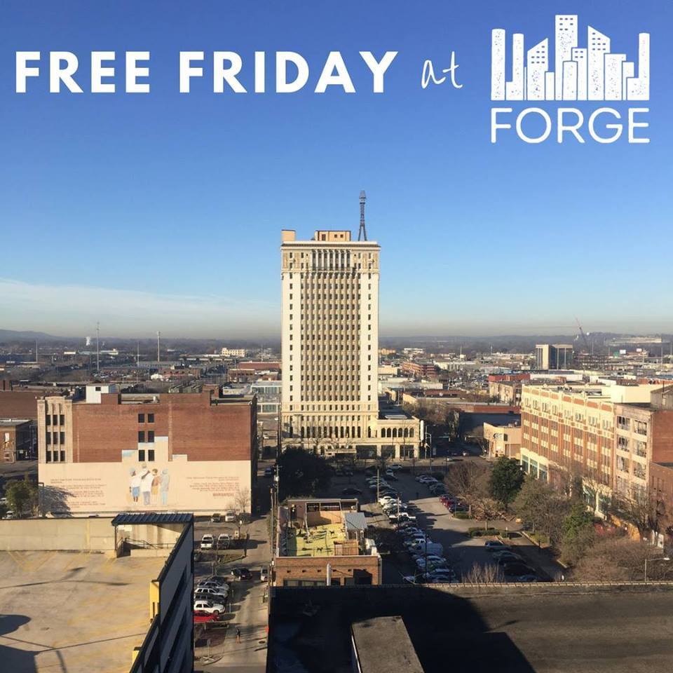 FREE Friday at Forge Birmingham