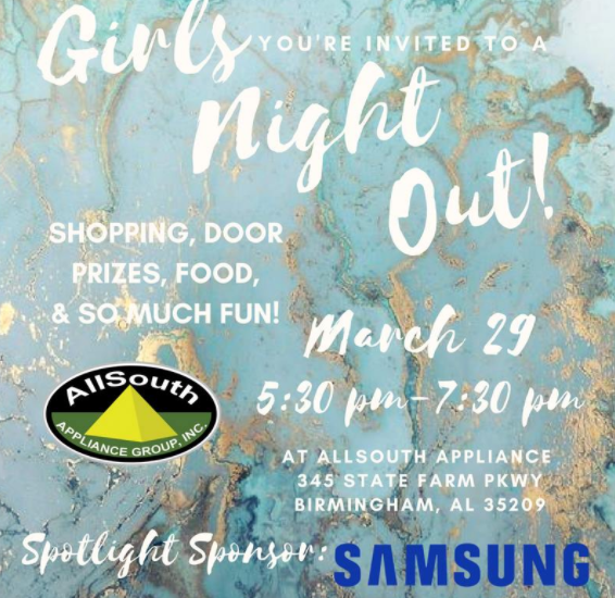 AllSouth Girls Night Out