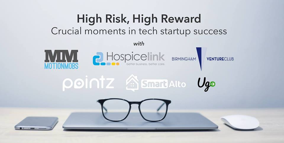 High Risk High Reward Lunch & Learn