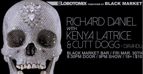 LBMX Presents Richard Daniel