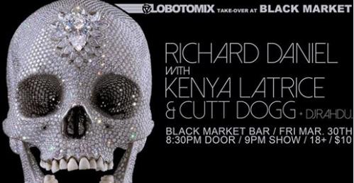 LBMX Presents Richard Daniel
