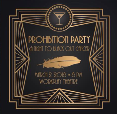 Black out Cancer Prohibition Party