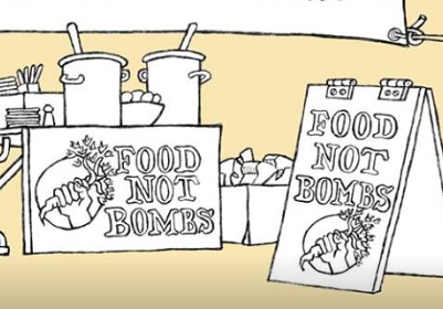 Birmingham Food not Bombs