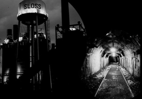 Sloss Furnace Haunted Historic Night Tour