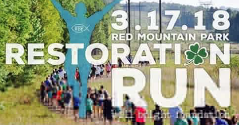 Restoration Run at Red Mountain Park