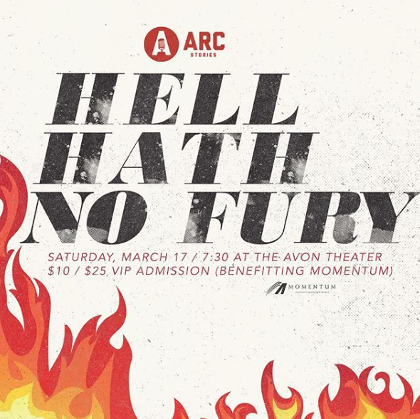 Arc Stories: Hell Hath No Fury