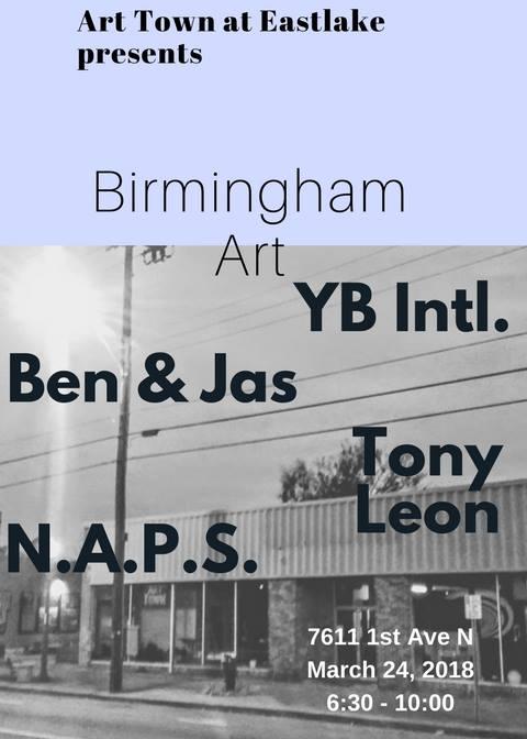Art Town Presents