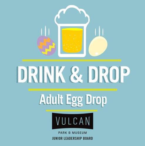 Vulcan Drink & Drop