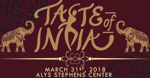 AAO: Taste of India