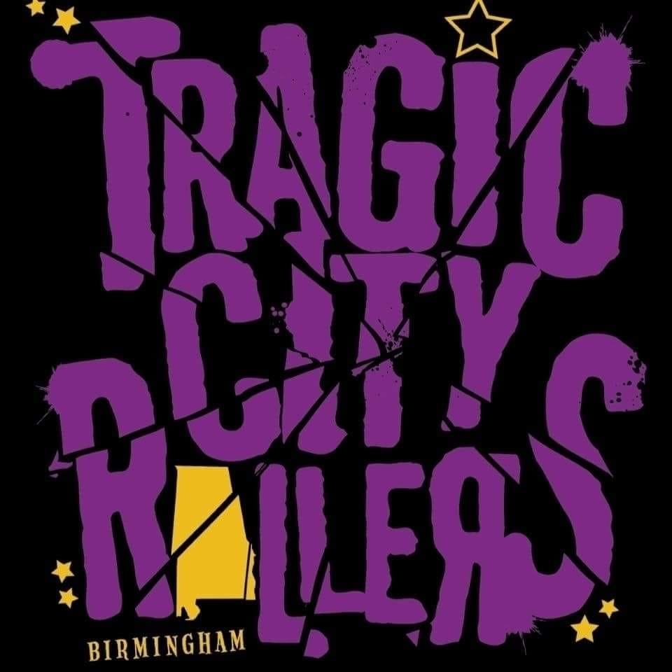 Tragic City Rollers Logo