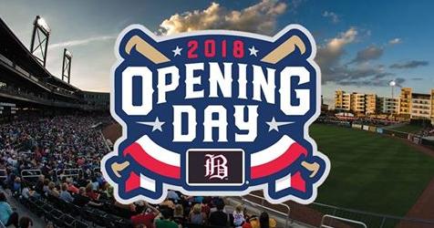 Birmingham Barons Baseball 2018