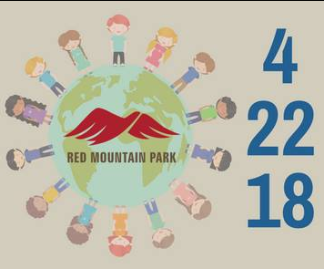 Earth Day 2018 at Red Mountain Park