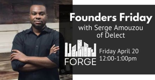 Founder's Friday at Forge