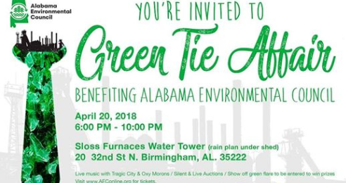 Green Tie Affair 2018