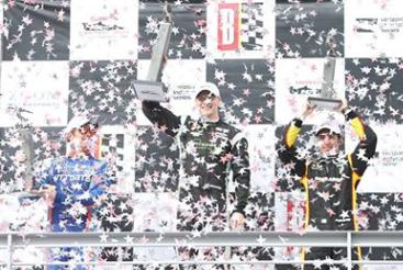 Indy Grand Prix at Barber Motor Park