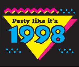 McWane Science Center After Dark Party Like it's 1998