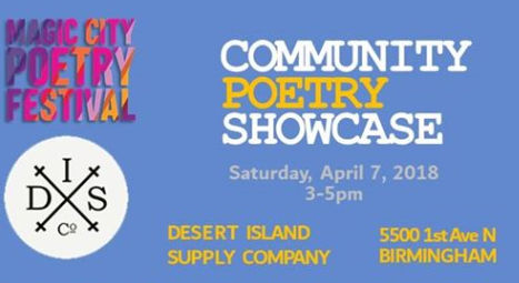 MCPF Poetry Showcase