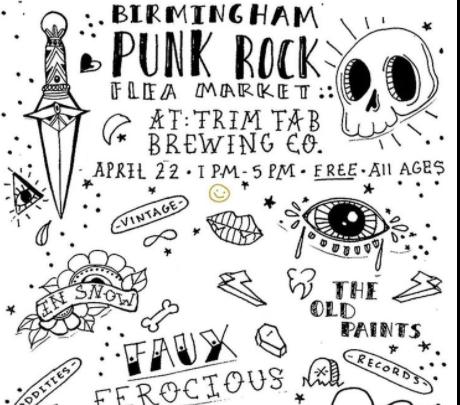 Birmingham Punk Flea Market