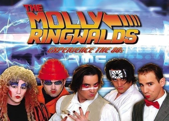 The Molly Ringwalds 80's Band
