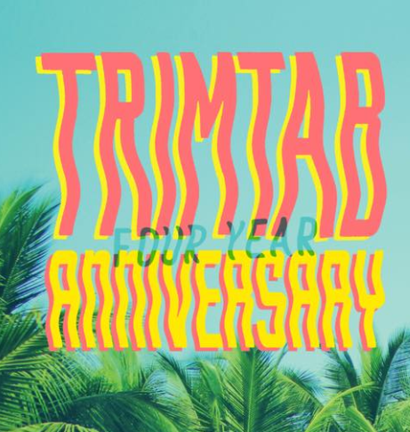 TrimTab Brewing Co. 4th Anniversary Party