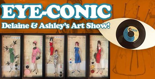 Eye-conic art show