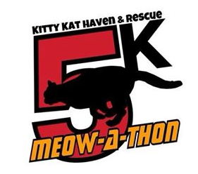 Kitty Kat Haven Meow-A-Thon 5k Run
