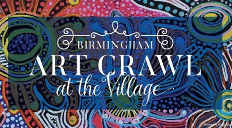 Art Crawl at the Village