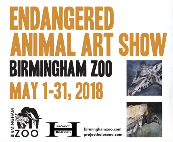 Endangered Animal Art Show Birmingham Zoo