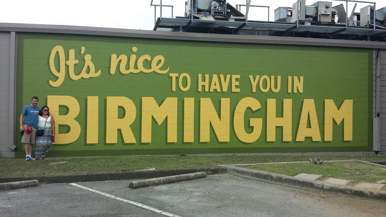 Happenin's in the Ham It's Nice to Have you in Birmingham
