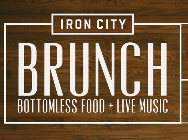 Brunch at Iron City