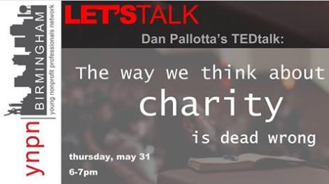 Let's Talk TEDtalk