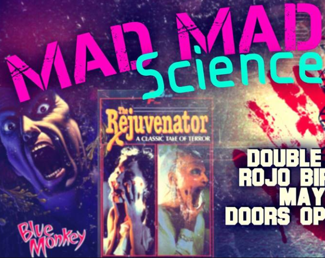Mad Mad Science