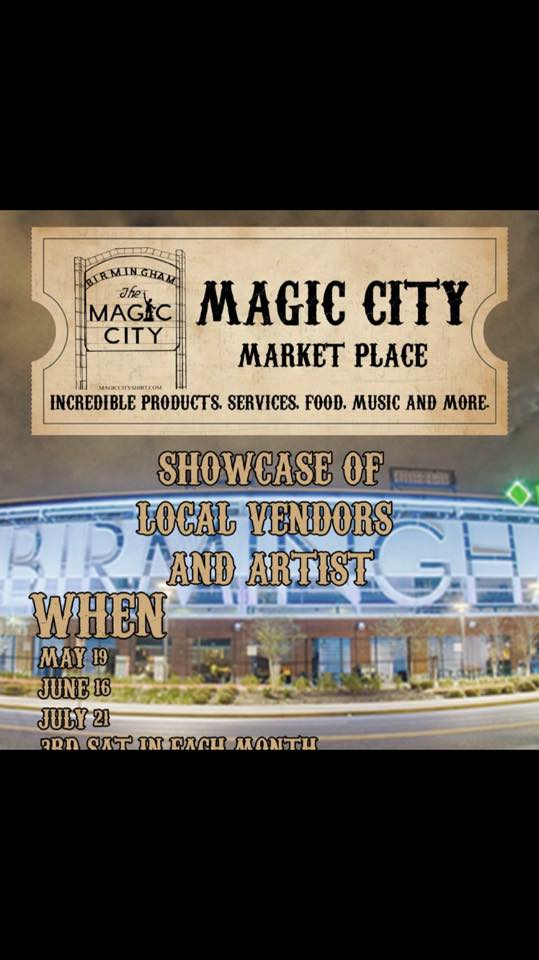 Magic City Market Place