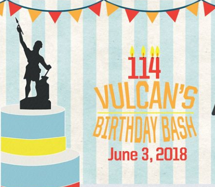 Vulcans Birthday Bash