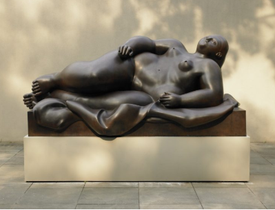 Reclining Nude at Birmingham Museum of Art
