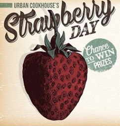 Urban Cookhouse Strawberry Day