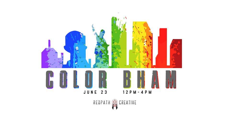 Color BHAM Mural