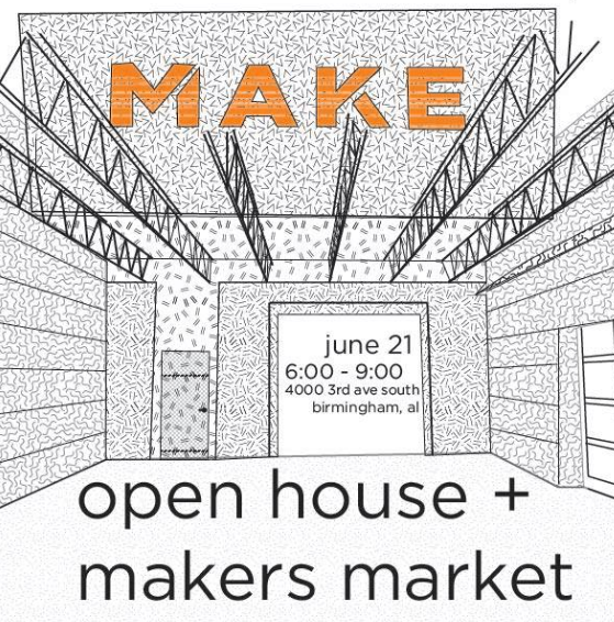 MAKEbhm Open House
