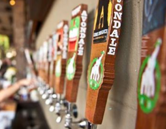 Avondale Brewing Co Beer Taps