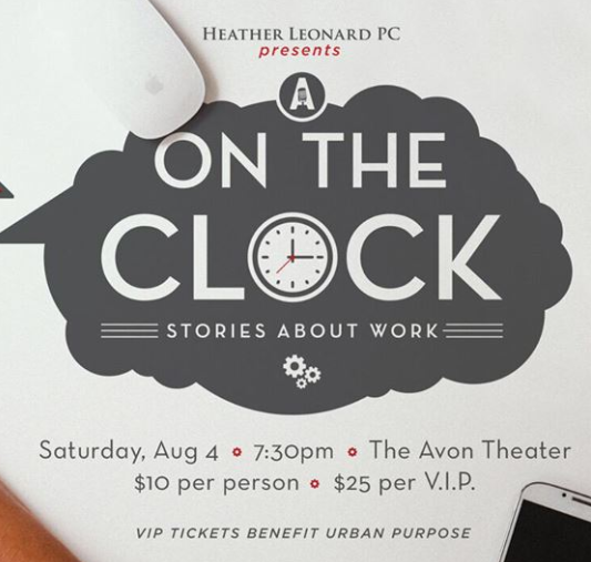 Arc Stories On the Clock