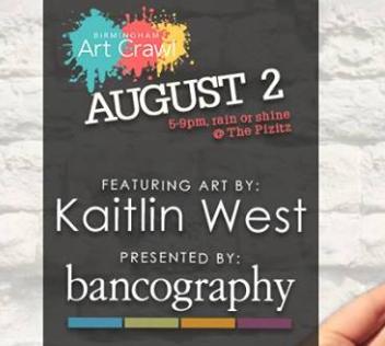 Art Crawl August 2018