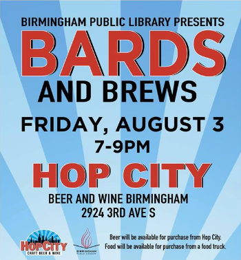 Bards and Brews at Hop City