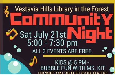 Vestavia Hills Community Night