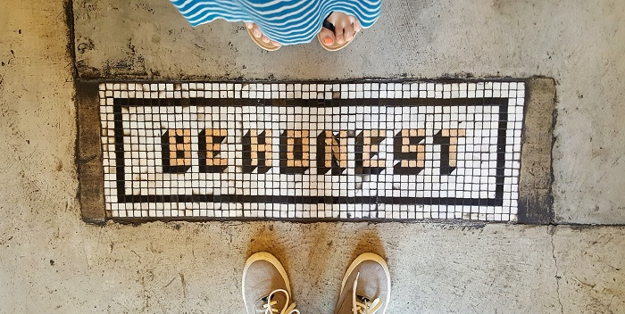 Be Honest Mosaic