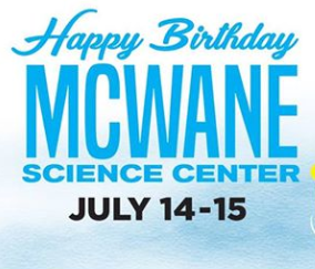 McWane Turns 20!