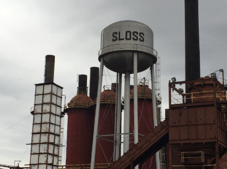 Sloss Furnaces Jazz in the Park