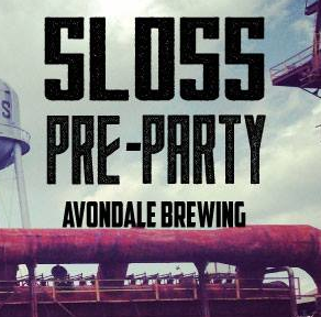 Sloss Pre-Party