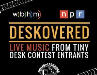 Deskovered Concert