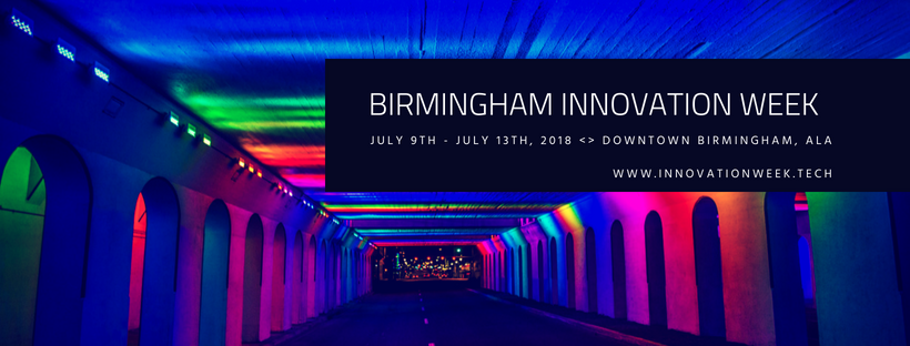 Birmingham Innovation Week 2018