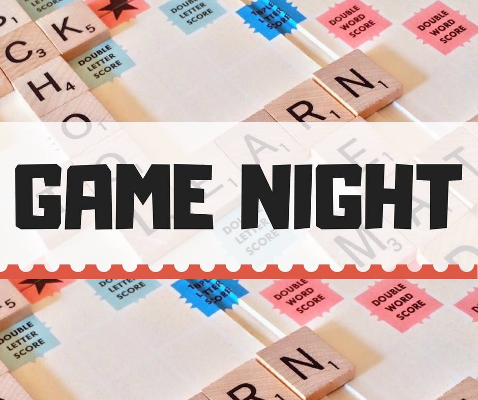 Adult Game Night Vestavia